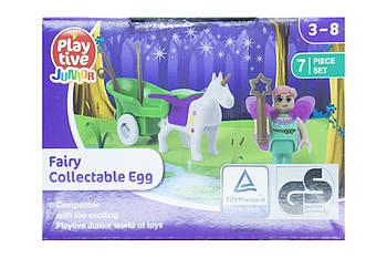 Колекційна іграшка PlayTive Junior Fairy
