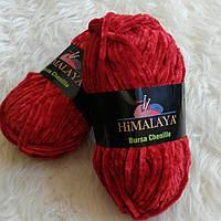 HIMALAYA Bursa Chenille цвет красный №34