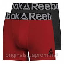 Мужские трусы-боксеры Reebok Cotton Underwear 2 Pack DU5250 - 2019