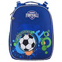 Рюкзак школьный каркасный 1 Вересня Born To Play