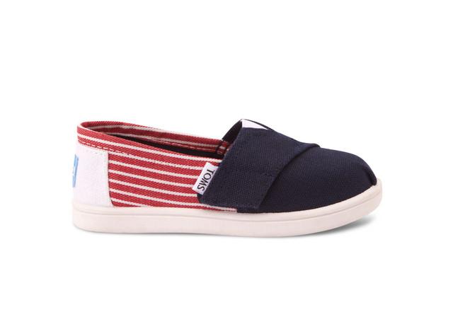 Детская обувь TOMS