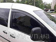 Вітровики Volkswagen Caddy III 2d 2004, комплект 2 шт