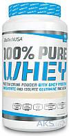 Протеин BioTech USA 100% Pure Whey 908g лесной орех