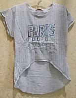 Костюм для девочки футболка+шорти