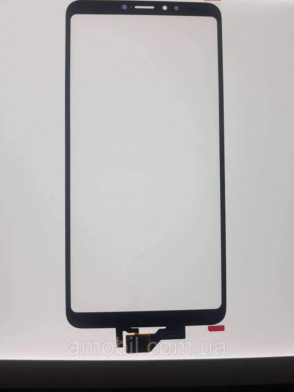 Сенсор Xiaomi mi Max 3 black orig