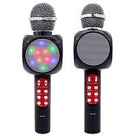Микрофон караоке WS 1816 Портативный Bluetooth микрофон, фото 1