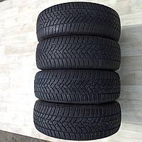 Шини 205/60/16 Dunlop 5 2х8мм 2х5,5мм протектор резина зимова