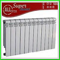 Радиаторы биметаллические Alltermo Super 100/500