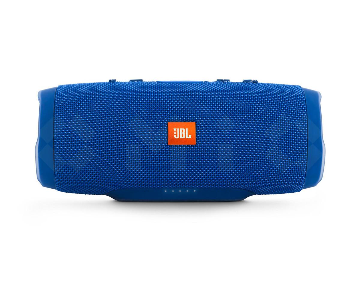 JBL Charge 3 синего цвета / Портативная колонка / Bluetooth / Беспроводная блютус колонка синего (реплика)