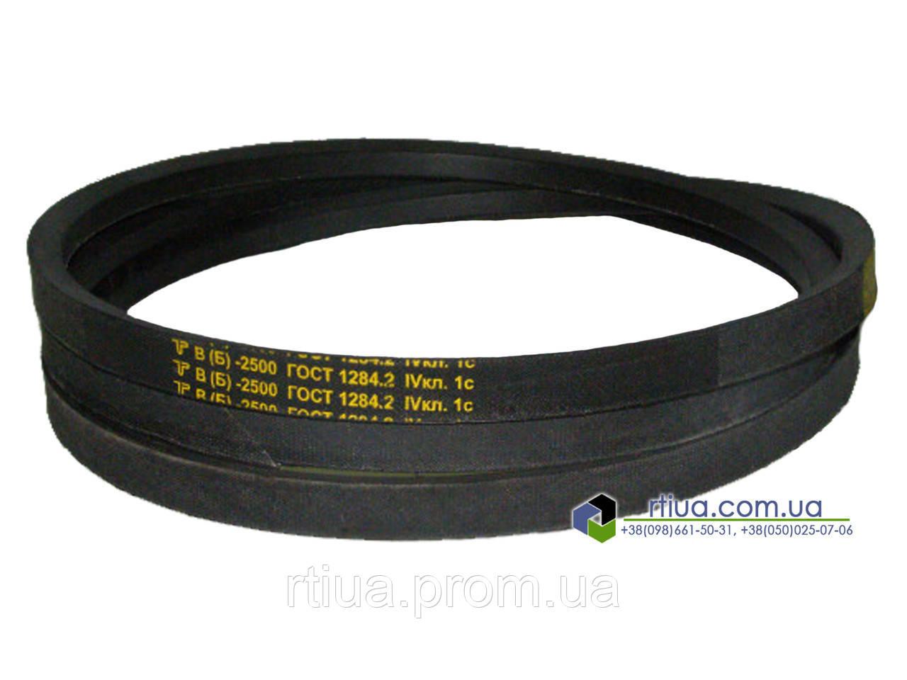Ремень клиновой В(Б)-1600 БЦ