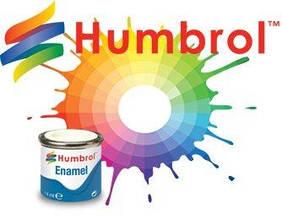 Краска для моделей HUMBROL ENAMEL