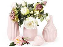 Квіткові вази, вазони, кашпо