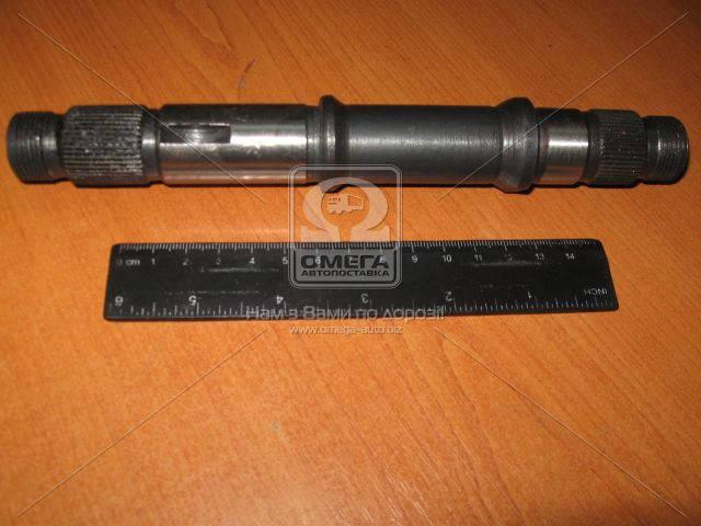 Вал привода вентилятора МАЗ ( 236,238) L=215 (пр-во Украина). 236-1308050-В. Ціна з ПДВ.
