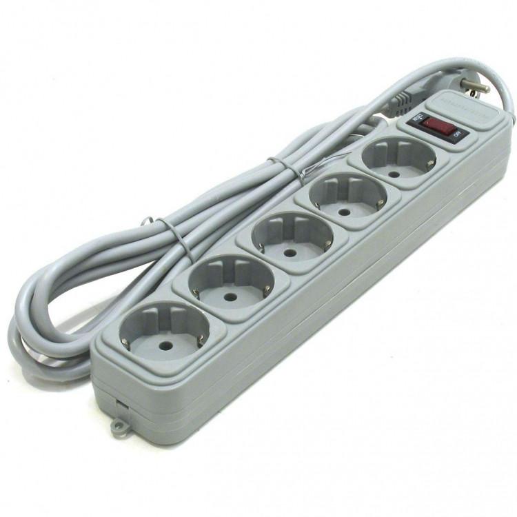 Сетевой фильтр / удлинитель SPEEDEX 5м / AL-5   986