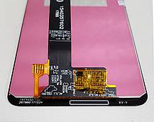 Модуль (дисплей + сенсор) для Meizu E3 чорний, фото 3