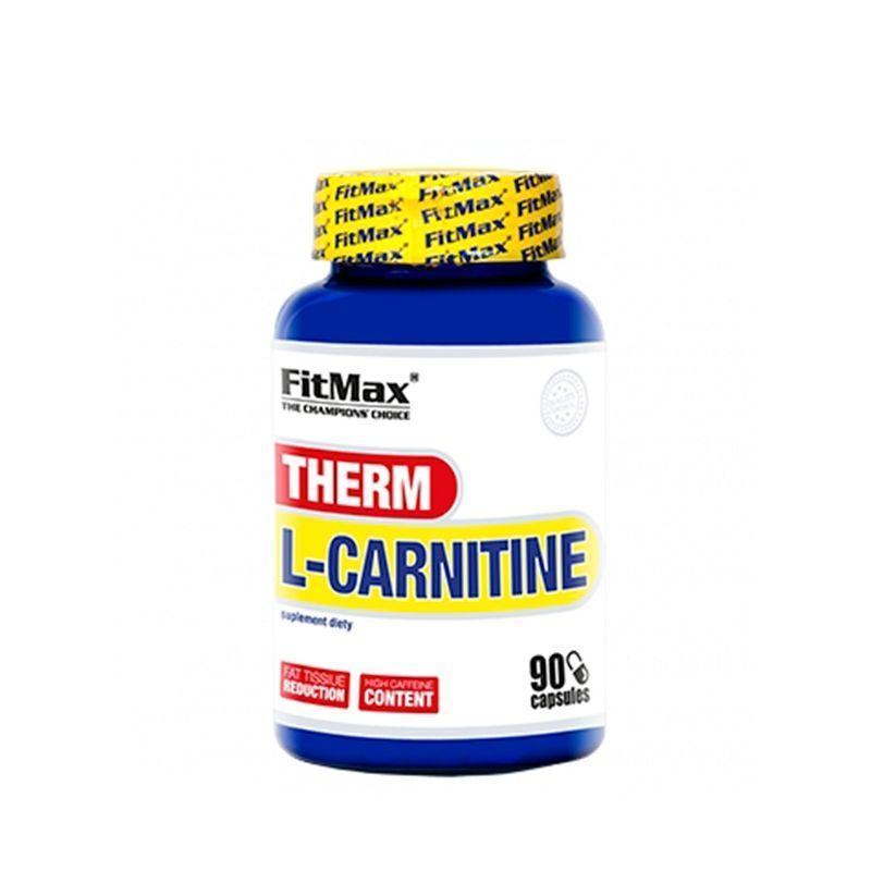 Fitmax Therm L-Carnitine (+caffeine) 90caps