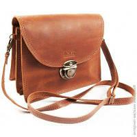 bd1455f527e9 Сумка Bogz Женская коричневая сумка ручной работы из кожи Iren P44M10S3