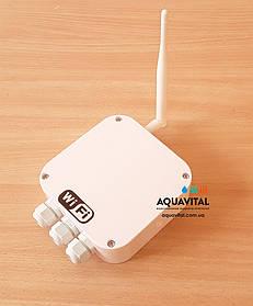 Пульт управления к прожекторам AquaViva RC–01 Wi–Fi