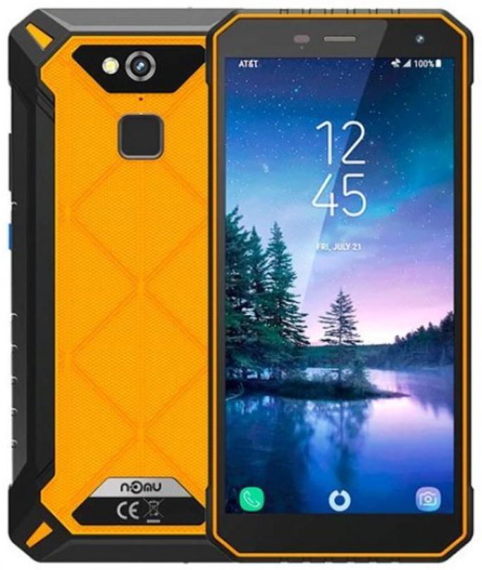 Nomu S50 Pro 4/64 Gb orange IP68, NFC