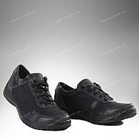 Летние облегченные кроссовки Фантом (black)