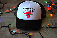 Кепка мужская Chicago Bulls кепка Чикаго Буллз