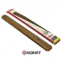 Магнитная планка для ножей Kamille Dark Wood длина: 48см, материал: пластиковый корпус, 2 мощных магнита