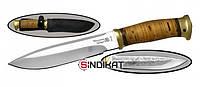 Нож с фиксированным клинком РосОружие Фокс-2 (РР 211-ЛБР)