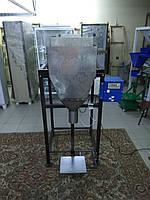 Весовой дозатор  до 10 кг с промежуточным бункером