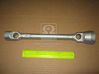Ключ балонный ГАЗ 53, 3307 (22х38) (L=365) (цинк) (пр-во г.Павлово). И-312ц. Ціна з ПДВ.
