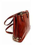 Жіноча сумка з натуральної шкіри Katana, фото 4