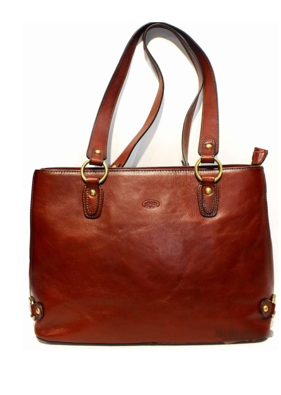 Жіноча сумка з натуральної шкіри Katana