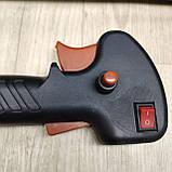 Бензокоса Урал УБТ-6700 4 ножа 3 бабины, бензокоса, фото 6