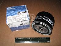 Фильтр масляный ВАЗ 2108, 2109, 21099, 2113, 2114, 2115 (низкий 72мм) (пр-во KNECHT-MAHLE). OC384. Ціна з ПДВ.