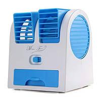 Мини кондиционер настольный вентилятор Mini Fan air conditioning