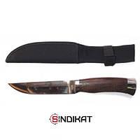 Нож туристический охотничий Boda Медведь FB65 + ножны