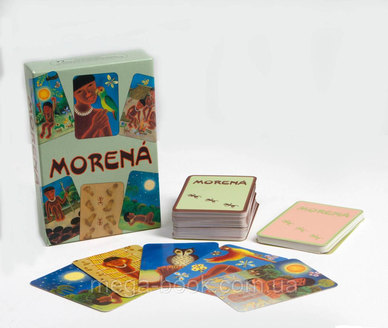 MORENA (Морена). Метафорические ассоциативные карты