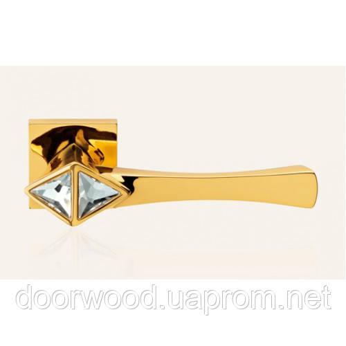Cometa ручка дверная золото