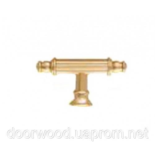 Ручка-кнопка мебельная Giusti (римское золото)