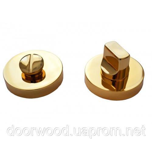 Накладка под WC-фиксатор (золото)