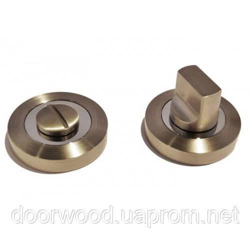 Накладка под WC-фиксатор (никель матовый/хром)