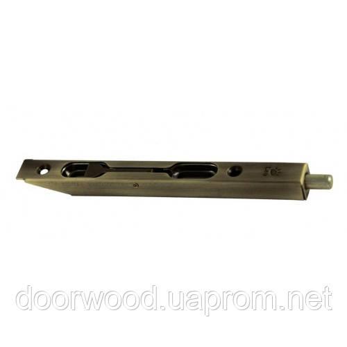 Шпингалет 160 мм (старая бронза)