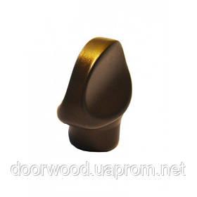 Воротки для цилиндров (бронза матовая)