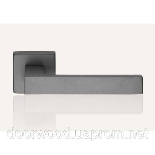 CORNER ручка дверная графит