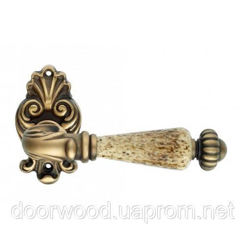 Ninfa Porcellana ручка дверная (патина матовая)
