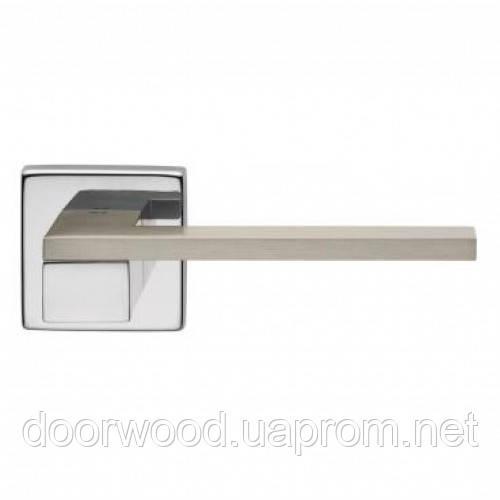 Esa комплект ручек дверных (хром/хром матовый)