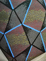Автомобильная ткань цветная