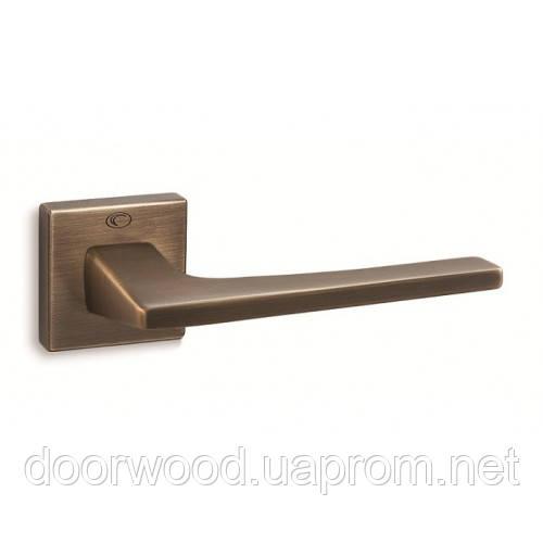 Ручка дверная Convex 1495 (античная бронза)