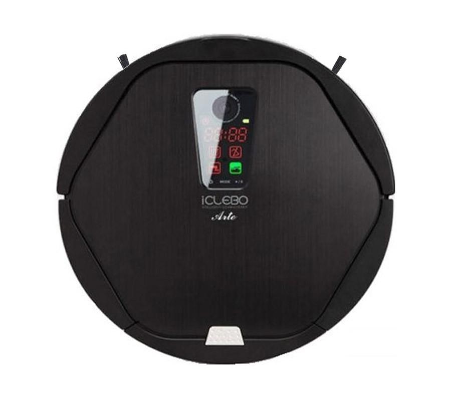 Робот пылесос iClebo Arte Black (YCR-M05-30)