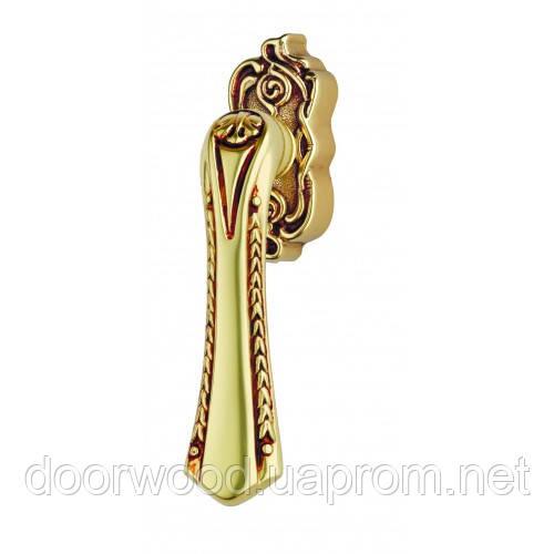 Sissi ручка оконная французское золото