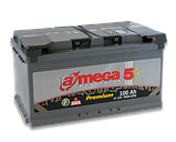 """Аккумулятор 6 СТ-100-А3  A-mega Premium ( 100 Ач, 950 А, """"+"""" слева )  М5 , фото 2"""